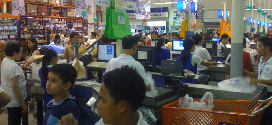 S&R Coming to Davao