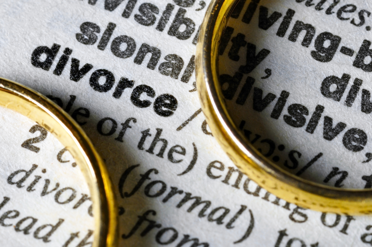 Divorce can't happen in the Philippines