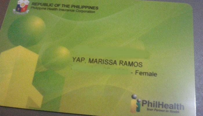 PhilHealth Card