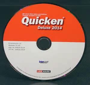 quicken 2014
