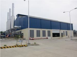 Diesel Generating Plant