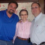Mom, Paul and Me