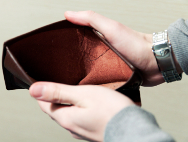 Not enough money