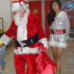Me & Santas Girl
