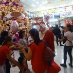 Santa at NCCC