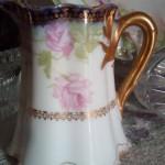 limoges porcelain from France (I think I got this from antique shop @ Oregon Coast)