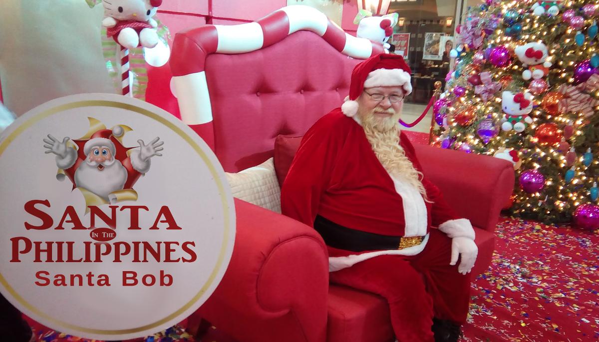 Santa Appearance at SM