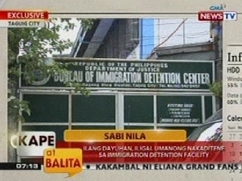 Taguig Immigration Detention Center