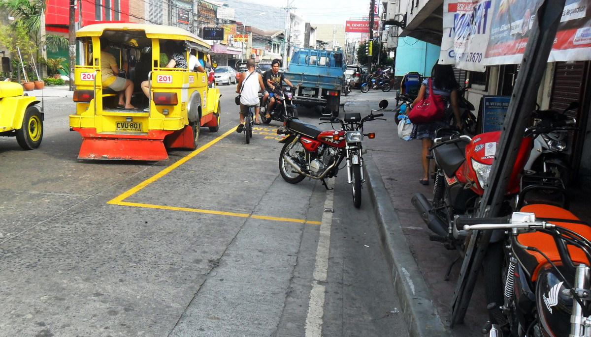 The Jeepney did try