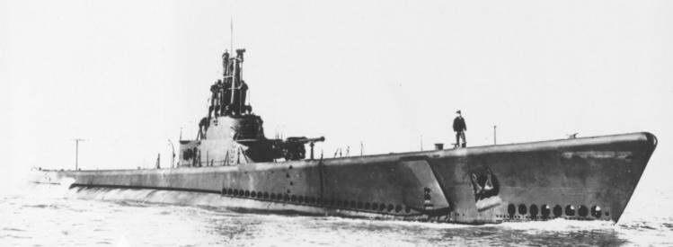 USS Paddle SS-263