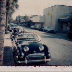 My 1958 Bug-Eyed Sprite on Brevard Ave Coco FL