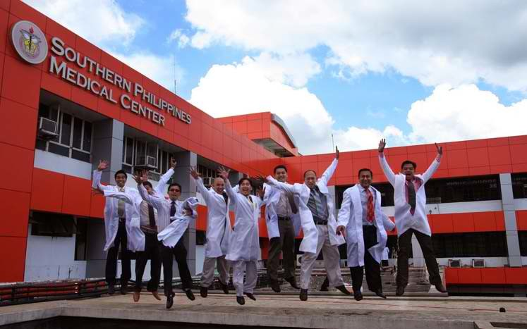 SPMC - Southern Philippines Medical Center in Davao