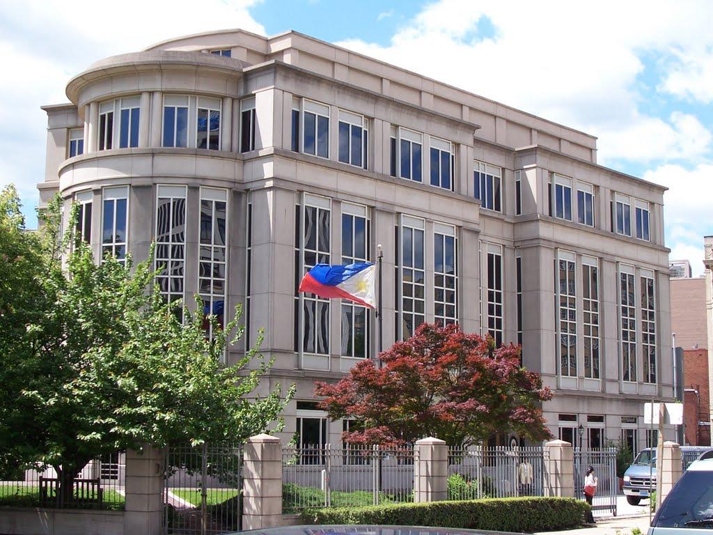 Philippine Embassy In Washington DC
