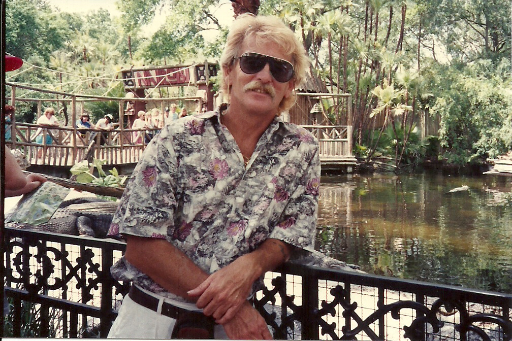 Paul at Disney World FL