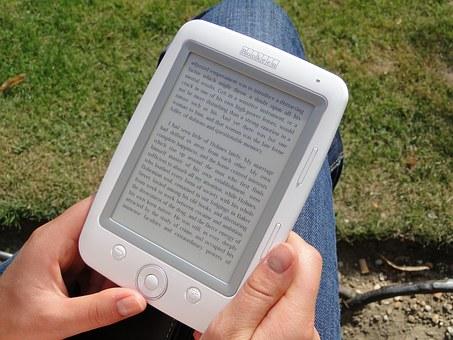 I love my e-reader