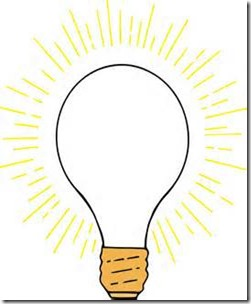 My Light Bulb Moment