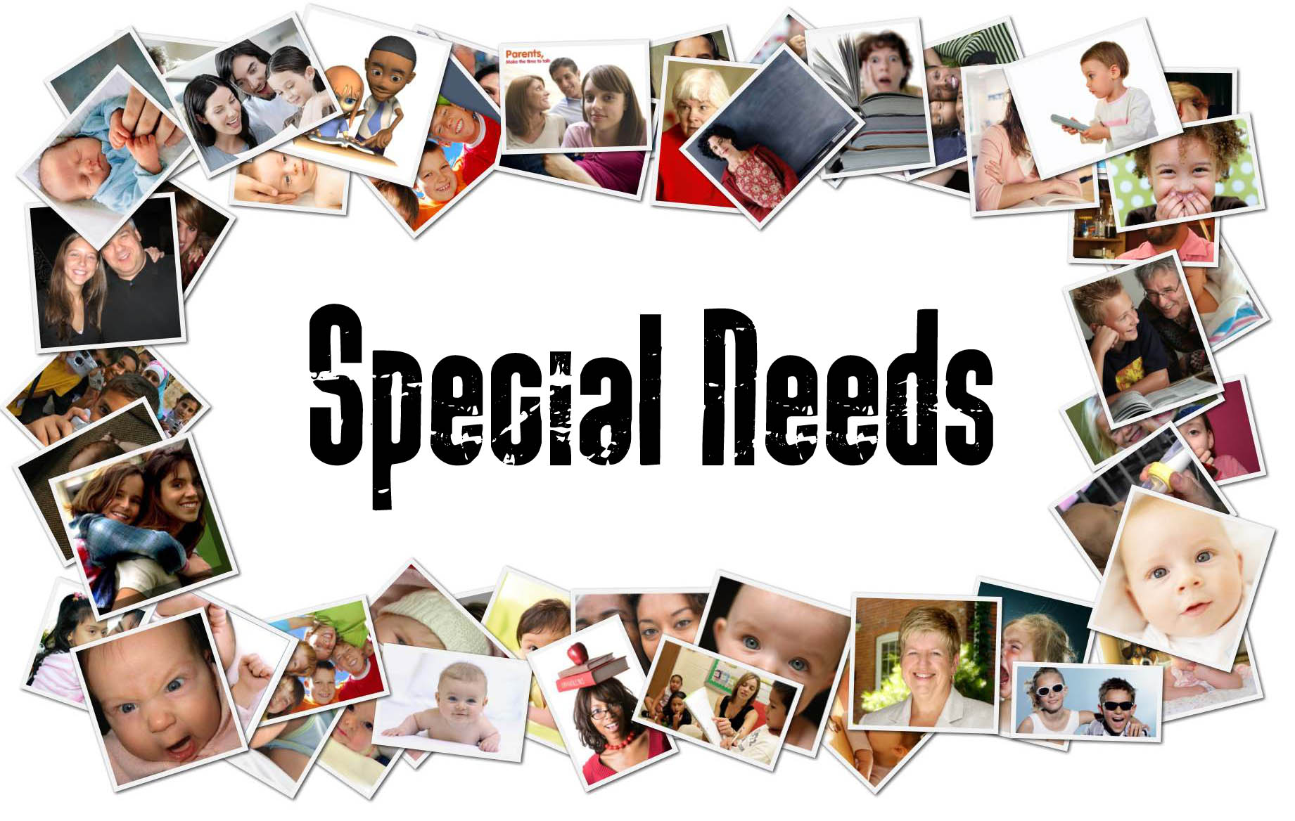 Care for those with Special Needs