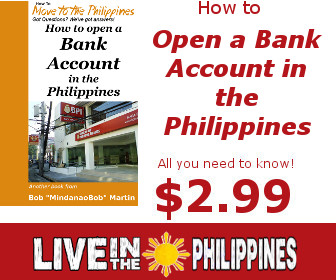 Opening a bank account in the Philippines