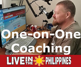 Get Expert Consulting and Coaching from Live in the Philippines