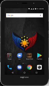 myT3_DTV_black TabletPhone