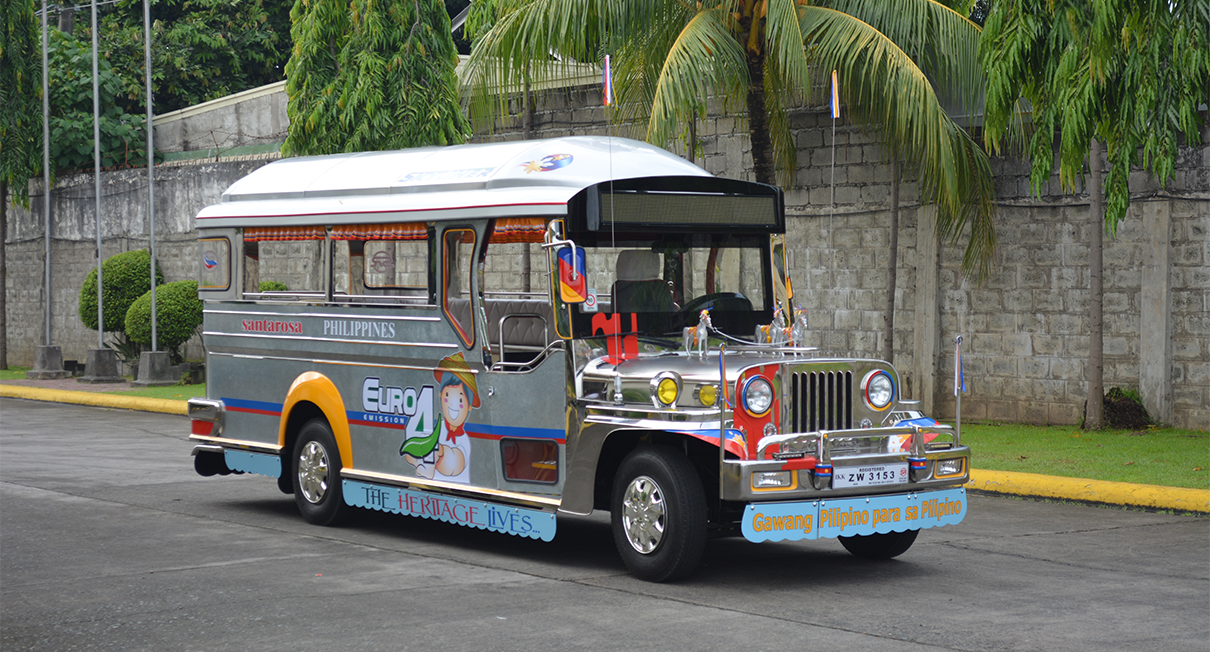 I was on the jeepney, but was I in Love?