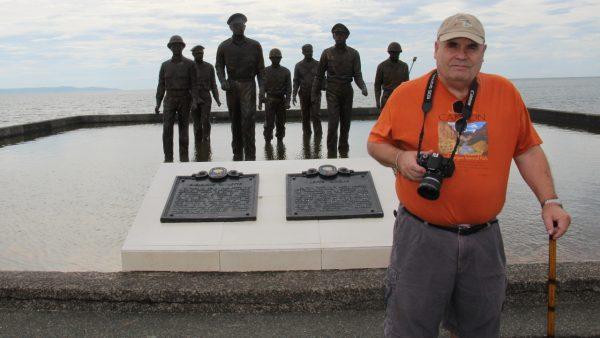 Tacloban Landing site WW II