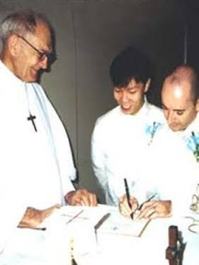 gay in the philippines exchange vows