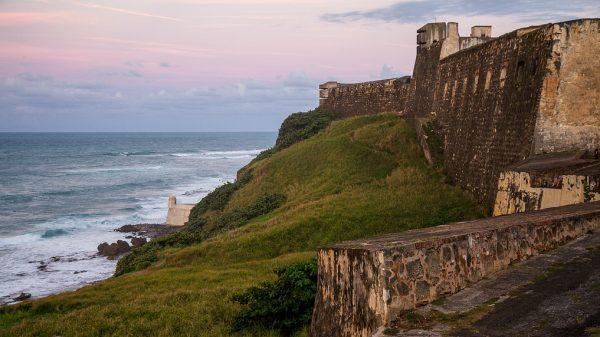 Castillo de San Cristóbal San Juan Puerto Rico