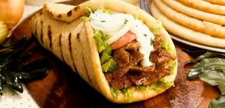Gyros are so good