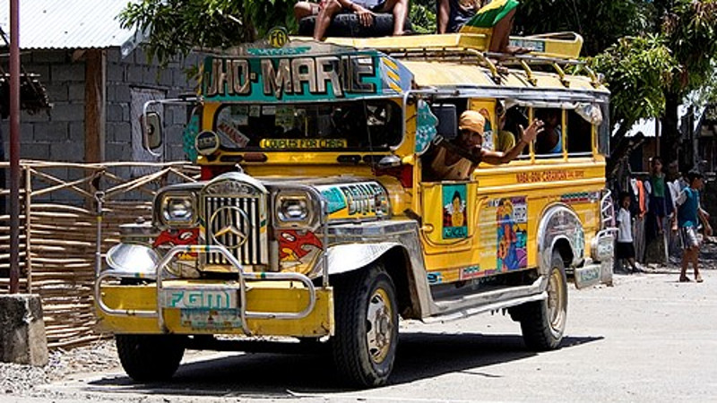 Jeepney surfing could lead to medical expenses