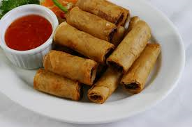Lumpia is my number one pulutan