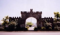 Spanish Gate on Subic