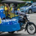 Water Delivery trike